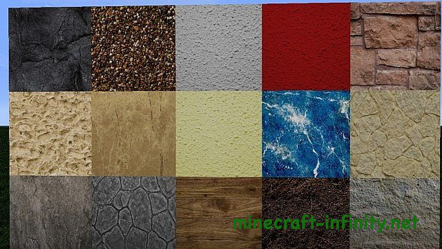 Текстура Big Realistic Texture Pack